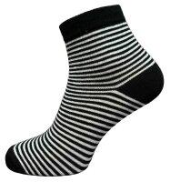 """Damen Socken 8er Pack (2x4) """"Mixed"""" hoher Baumwollanteil"""