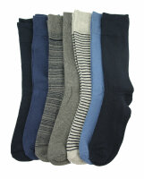 Herren-Socken 7er Pack Mixed