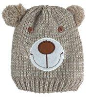 """Kleinkinder-Mütze """"Bär"""" mit..."""