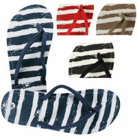 Beach Slipper Stripe