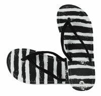 """Beach Slipper """"Stripe"""""""