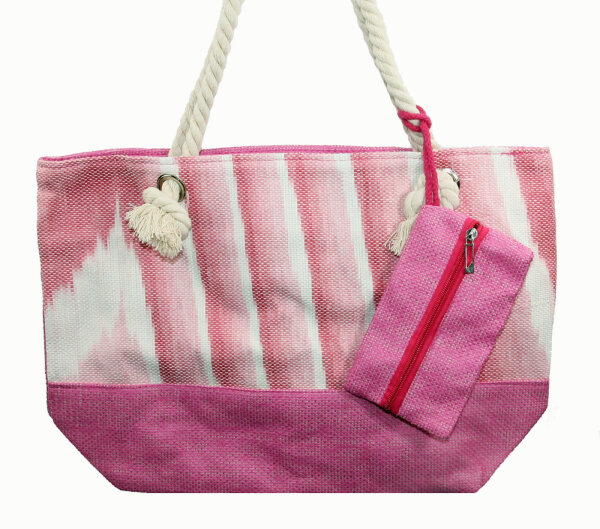 Beach Bag Lelystad pink