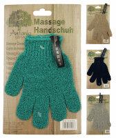 """4 Stück Massage Handschuh """"SPA"""" (2 Paar)..."""