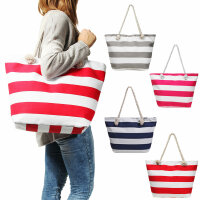 "XL Beach Bag ""Streifen"""
