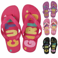 Mädchen Beach Slipper Cute Girls