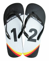 Kinder Beach Slipper WM Germany