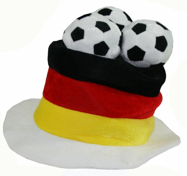 "EM-/ WM-Fußball-Hut ""Germany"""