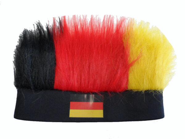 """Stirnband Perücke """"Germany"""" Deutschland"""