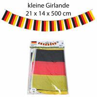 Deutschland Girlande