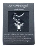 "Schlüsselanhänger ""Schutzengel"" Edelstahl"