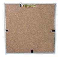 Motiv-Spardose weiß  inkl. Wandhaken - dekorative Spardose zum Hinstellen oder Aufhängen