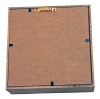 Motiv-Spardose braun  inkl. Wandhaken - dekorative Spardose zum Aufhängen oder Hinstellen