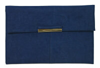 Clutch Lady Navy-Blau