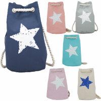 """Duffel Bag """"Star"""""""
