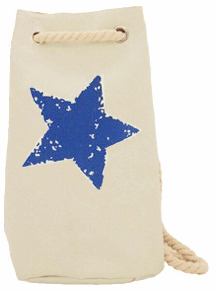 "Duffel Bag ""Star"" beige"
