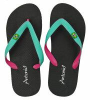 "Lady Beach Slipper ""Brazil"""