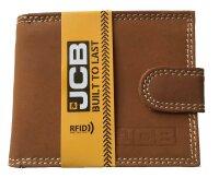Herrengeldbörse JCB 450EH mit Geschenkbox RFID Protected