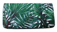 "Damengeldbörse ""Dschungel"" Portmonnee im Dschungel-Design-Print Top-Trend"