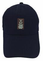 """Sports Cap """"Golf"""" Unisex Kappe unifarben, schlichtes, elegantes, leichtes Canvas Gewebe mit Schirm"""