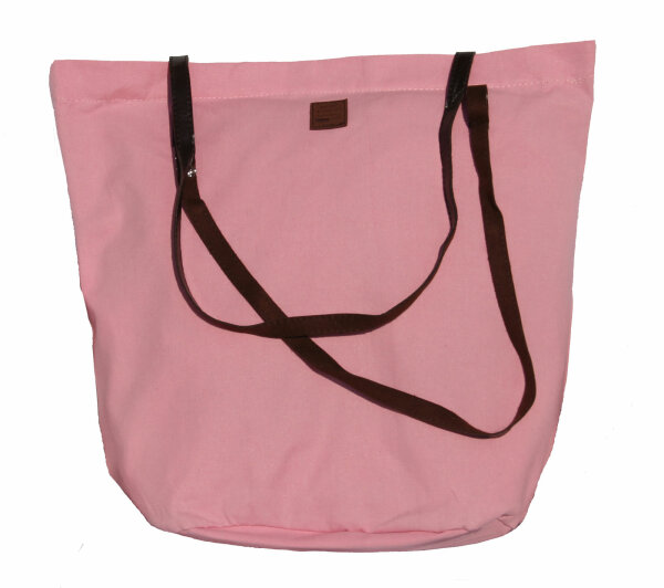 Shopper Canvas  rosé