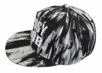 "Cap ""Street Style"" Classy Snob 6 Panel Base Cap im Streetwear Style und Stickerei Applikation"