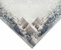 """Tisch-Mitteldecke """"Winterromantik"""" 85 x 85 cm..."""