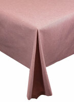 """Tischdecken-Serie """"Panama Uni"""" wasserabweisend Fleckschutz mit Lotuseffekt"""