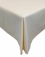 """Tischdecken-Serie """"Panama Uni"""" eckig 130 x 130 Champagner"""