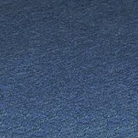 """Tischdecken-Serie """"Panama Uni"""" oval 135 x 180 Blau"""