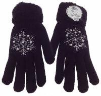 """Damen Winter Handschuhe """"Pearl"""" Teddyfutter"""