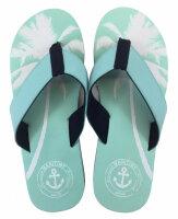 """Lady Beach Slipper """"Palm Beach"""""""