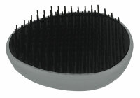Handliche Entwirr-Haarbürste, ergonomisch geformt
