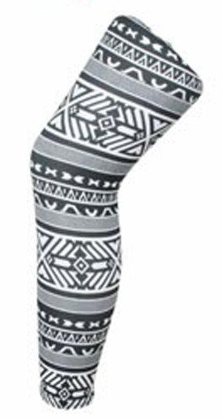 Kinder Sommer Leggings L/XL (8 - 10 J.) schwarz