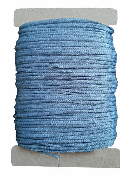 15 m Maskengummi Blau 3 mm