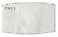 NEO-24 6er Pack Aktivkohle Filterpads für...