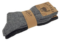 "2er Pack Alpaka Socken ""Mixed"" Unisex im tollen..."