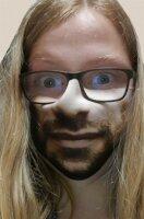 """Mund-Nasenbedeckung """"Face"""" Mann 2"""