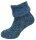 """Damen Thermo Socken """"Fluffy"""" 35 - 38 Blau"""