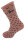"Damen Thermo Socken ""Elch"" 39 - 42 Altrosa"