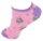 """10er Pack Kinder Sneaker Socken """"Einhorn"""" mit Einhorn-Haargummi 27-30"""