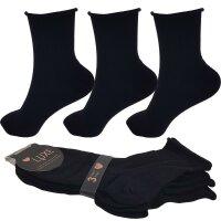 "3er Pack Damen Socken ""Anti Stress"" mit..."