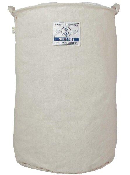"""Wäschekorb """"Amrum"""" XL mit recycelter Baumwolle"""