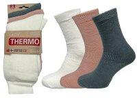 "3er Pack Damen Thermo Socken ""Skandinavia"""