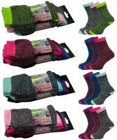 "3er Pack Damen Sport Socken ""Flexy Max"" schnell..."