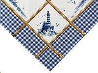 """Tisch-Mitteldecke """"Spiekeroog"""" 85 x 85 cm..."""