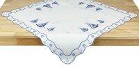"""Tisch-Mitteldecke """"Föhr"""" 85 x 85 cm..."""