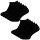 """10er Pack Herren Sneaker Sport Socken """"Black"""""""