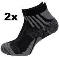 "3er Pack Herren Sport Sneaker Socken ""Marathon"" atmungsaktives Mesh Gewebe schnell trocknend"