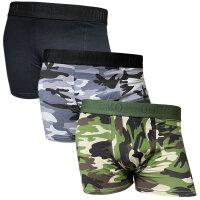 "3er Pack Herren Boxershorts ""Camouflage""..."
