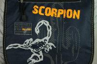 """Schulrucksack """"Flower/Scorpion"""""""